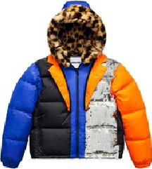 HM x Moschino zimska jakna