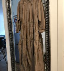 Zara popelin haljina