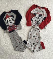 Pepco Božićne pidžame 98/104 i 122/128