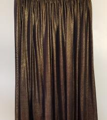 Zlatna ljetna suknja