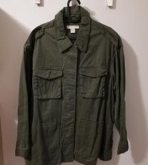 H&M košuljo/jakna vl.M