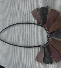 Nova ogrlica na macke, rucni rad, unikat