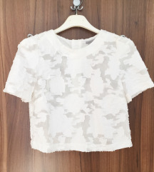 Organza bluza H&M