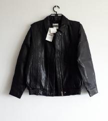 Zara jakna, prava koža, S-L