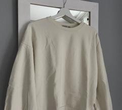 Sweatshirt sa zvonolikim rukavima