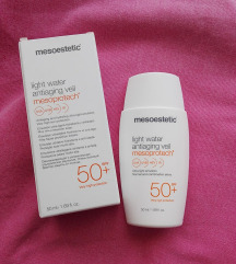 mesoprotech light water antiaging veil 50+