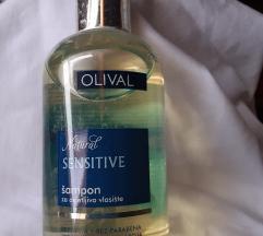 Novo - Olival šampon za osjetljivo vlasište