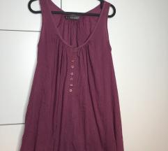 Zara haljina tunika vel L