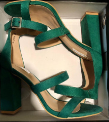 Nove predivne zelene sandale