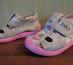 Papuče za djevojčice