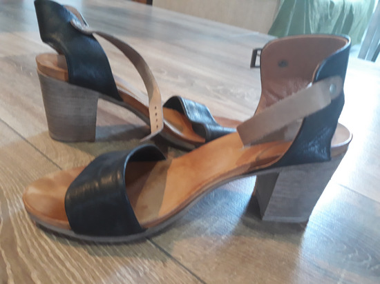 Creator sandale visoka potpetica
