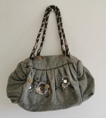 Accessorize siva torba