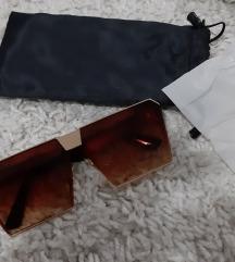 fashion naočale smeđe%