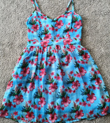 Ljetna šarena haljina vel.S