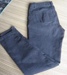 Tamnosive hlače vel.164 ( 36 )