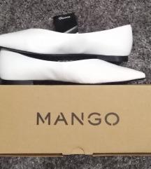 Mango bijele cipele/balerinke
