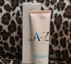 A-Z tonirana krema za lice