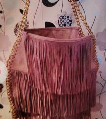 Predivna roza torba like Stella McCartney