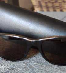 RAY BAN Unisex smeđe sunčane naočale