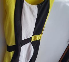 Nova nenošena pencil haljina figura pješčanog sata