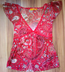 TERRANOVA ethnic style majica (XS/S)
