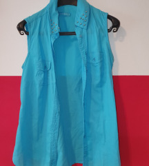 Plava košuljica//2+1 gratis//