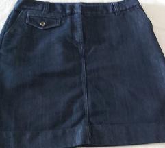 Jeans suknja 42