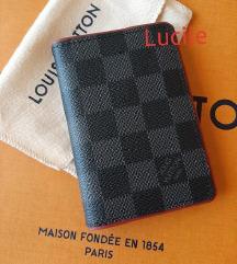 Louis Vuitton original mali novčanik organizator