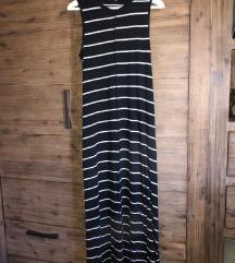 Prugasta haljina Zara
