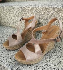 otvorene sandale za ljeto