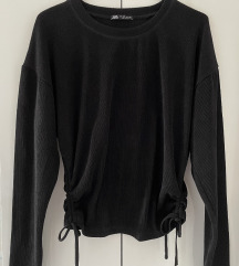 Zara crna majica