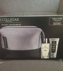 Collistar & Piquadro muški set