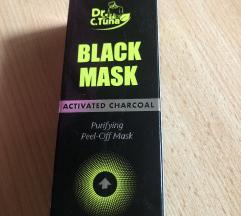 Crna maska protiv mitesera crnih pristica