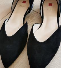 Nove Högl balerinke od brušene kože 37,5