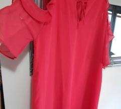Morandi crvena haljina%