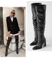 Zara cizme iznad koljena