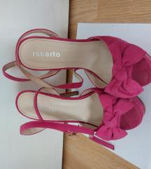 Roberto roze sandale