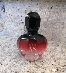 Black XS for Her Paco Rabanne parfem 50 ml s PT