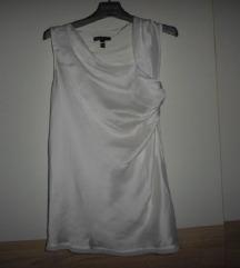 MANGO basics bijela svečana tunika vel.S