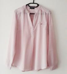 Roza košulja - bluza L
