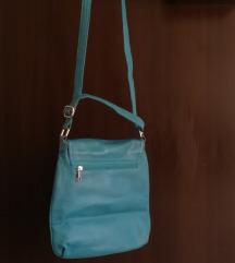 torbica, koža+ poklon novcanik