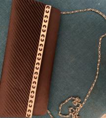 Nova svečana mala smeđa torbica