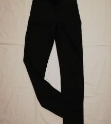 H&M crne hlače vl.38
