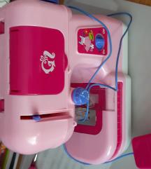 Sivaca masina za djevojcice