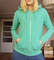Mint zip up