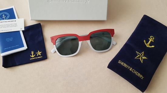 SHERIFF&CHERRY sunčane naočale