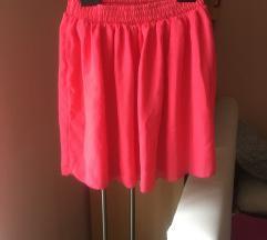 Ruzicasta suknja