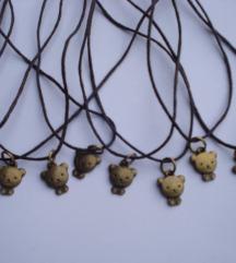 Ogrlice medvjedići