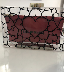Love Moschino svecana torbica
