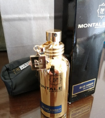 Montale Blue Amber, dekanti